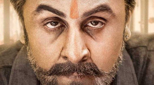 Sanju new poster: Ranbir Kapoor nails Sanjay Dutts lookagain