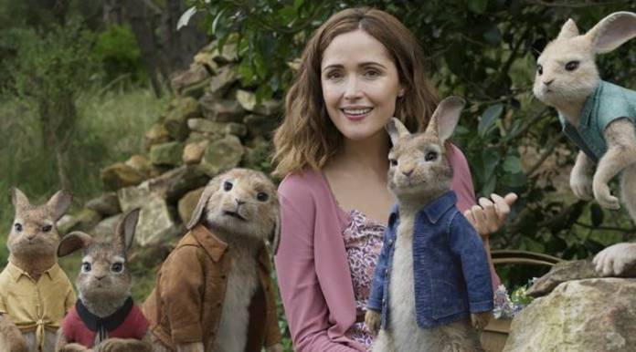 peter rabbit released in india on April 6