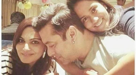 Arpita Khan posts heartfelt message for Salman Khan, says 'God bless all the people that can't handle you or your success'