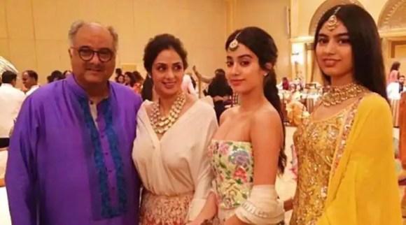 Janhvi, Khushi and Boney Kapoor on Sridevi's National Award win: She was always aperfectionist