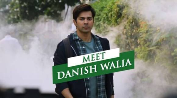 October: Here's what Varun Dhawan's character Danish Walia is all about