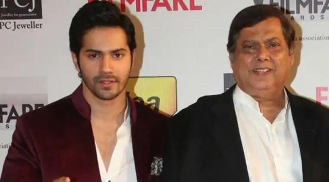 David Dhawan wants to make a serious film with Rajkummar Rao, says son Varun Dhawan