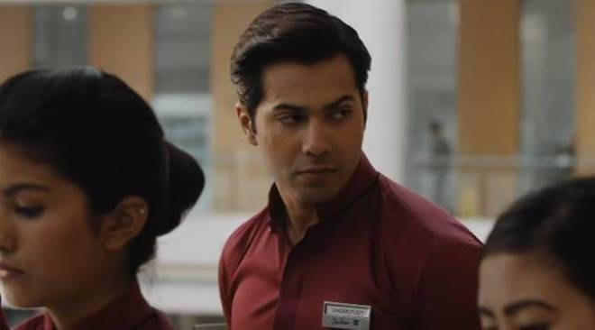 October box office collection day 2: The Varun Dhawan film earns Rs 12.51 crore