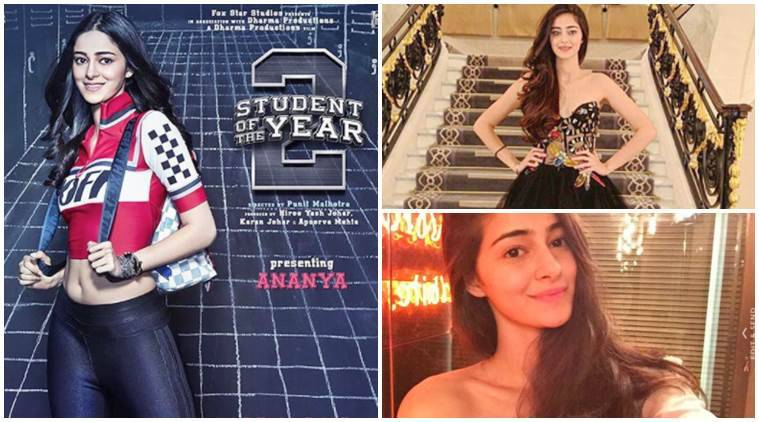 Who Is Ananya Panday Entertainment News The Indian Express