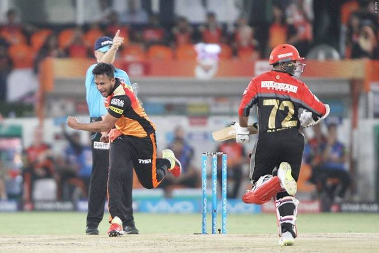 IPL 2018, SRH vs RCB: Sunrisers Hyderabad remain table ...