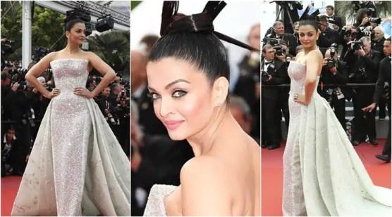 Aishwariya Final Look - Cannes 2018