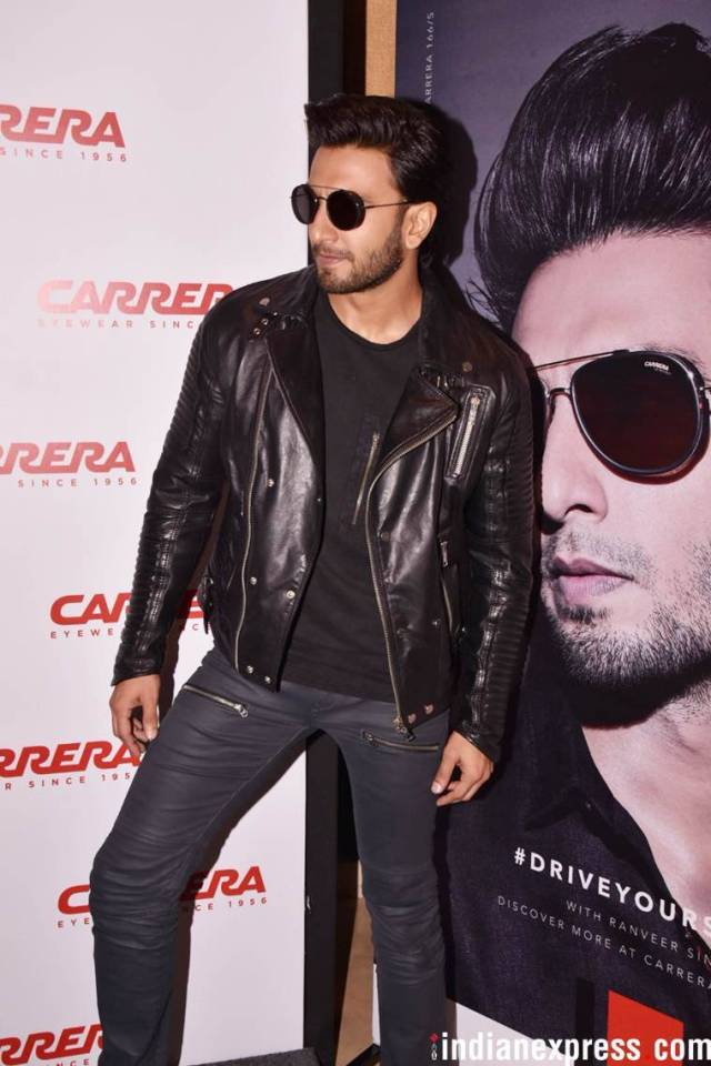 Simmba starring Ranveer Singh is directed by Rohit Shetty