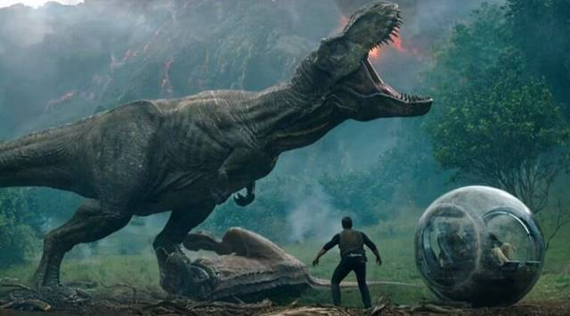 Jurassic World Fallen Kingdom to release in India two weeks before theUS