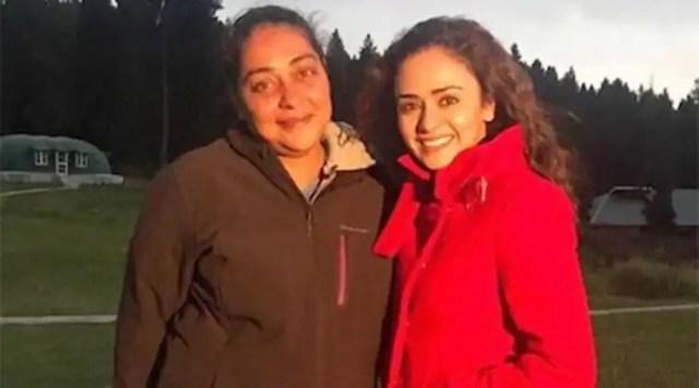 Amruta Khanvilkar and Raazi director Meghna Gulzar