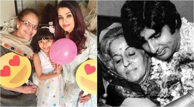 Mothers Day 2018: Amitabh Bachchan, Aishwarya Rai Bachchan, Sonam Kapoor share moving posts