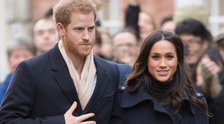 Prince Harry and Meghan Markle dad wedding