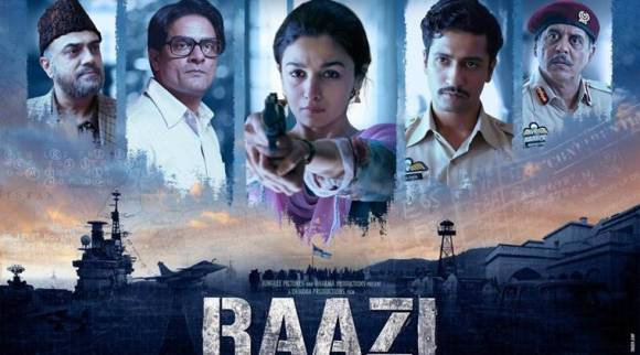 Raazi: Five reasons to watch Alia Bhatt-Vicky Kaushal starrer