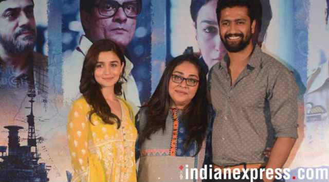 Meghna Gulzar on Raazi: The story itself is such a powerful one that we dont need planks of placard-carrying jingoism