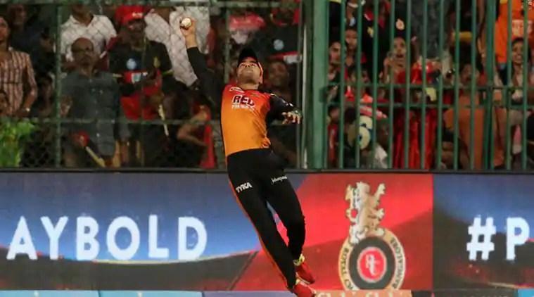 IPL 2018, RCB vs SRH