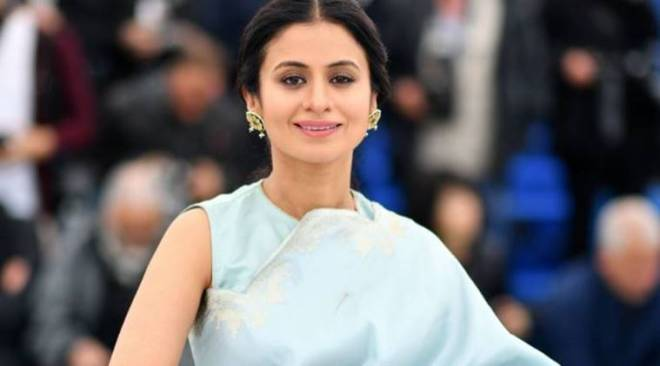 Manto actor Rasika Dugal: Cannes is a big check mark on my bucketlist