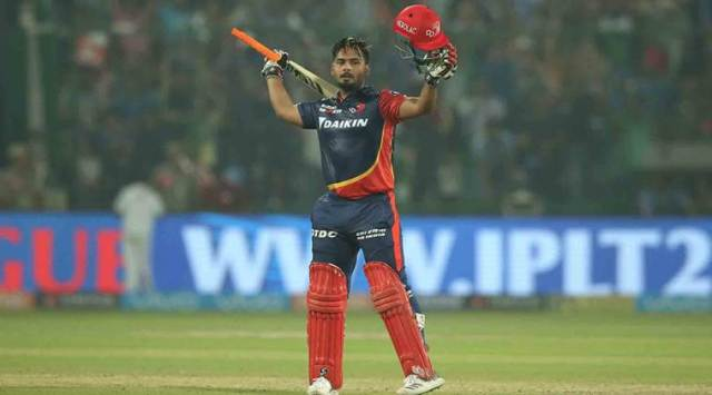 IPL 2018: Rishabh Pant becomes first Indian to score a century in season 11