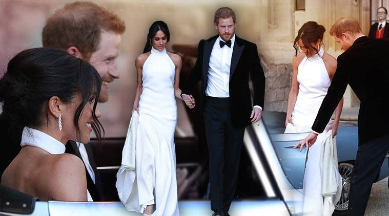 Royal Wedding 2018 From Regal To Ravishing Meghan Markle Stuns In A Lily White Gown For Her