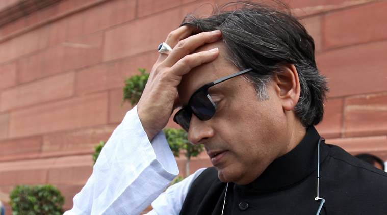 BJP slams Tharoor's 'Hindu Pak' remark, demands Rahul apology