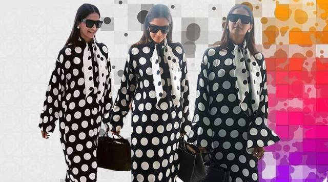 Cannes 2018: Sonam Kapoor channels Classic French vibes for her first appearance at the FrenchRiviera
