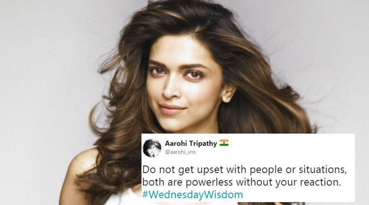 #WednesdayWisdom: Twitterati share words of wisdom to survive the day