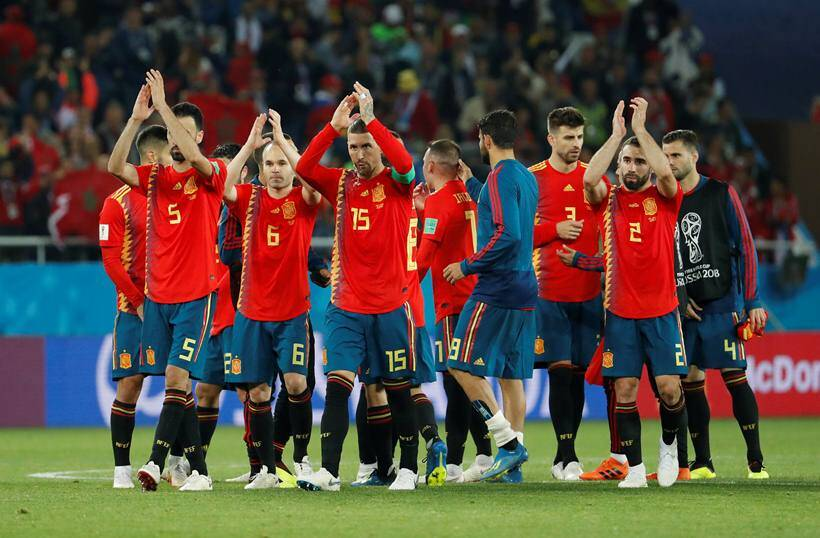 Image result for world cup 2018 spain