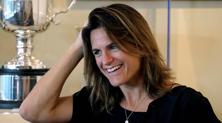 Amelie Mauresmo appointed France Davis Cup captain
