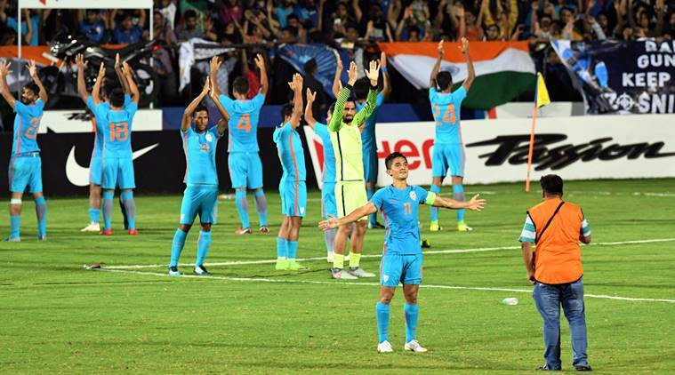 After more than two decades: An India-China clash on football field