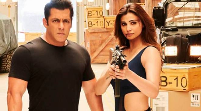 Race 3 actor Daisy Shah: Salman Khan has put his faith on me, I dont want to disappoint him