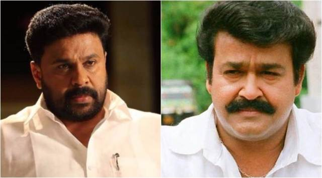 Dileep controversy: Activists protest outside Mohanlals house