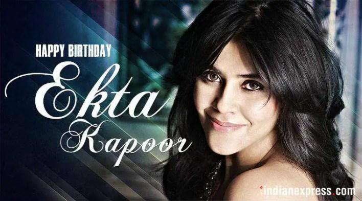 Happy Birthday Ekta Kapoor: The undisputed queen of television