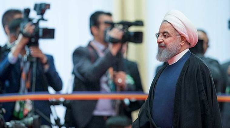 Iran president Hassan Rouhani warns over US push against ...