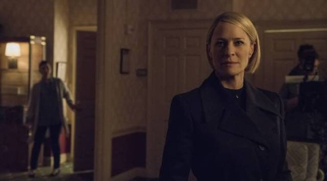 House of Cards season 6: Robin Wrights Claire Underwood takescommand