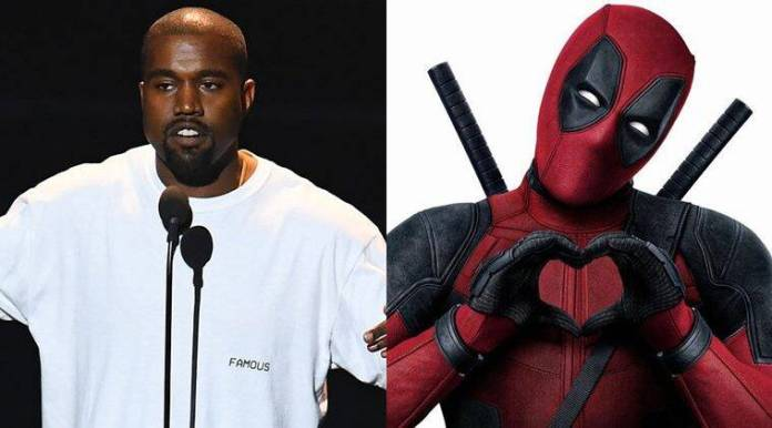 kanye west and deadpool