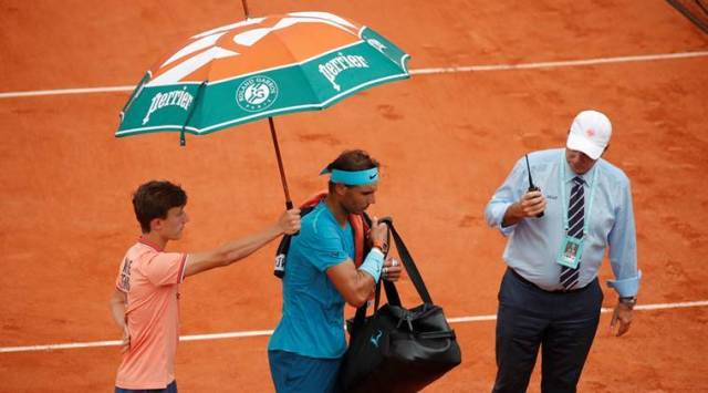 French Open 2018: Play cancelled at Roland Garros on Day 11 due to rain