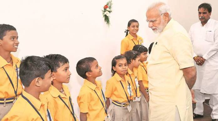 PM Modi Digital India beneficiaries