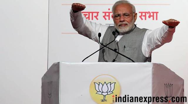 Narendra Modi in Jaipur: Dalits, women, backward castes at the center of our schemes, says PM