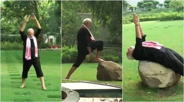 As PM Modi takes the #FitnessChallenge, heres a lookback at what other ministers did