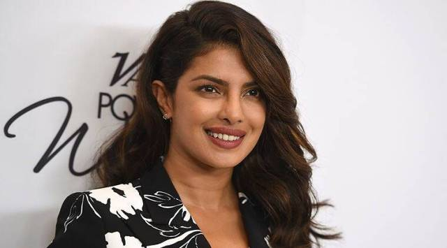 Priyanka Chopra is a black beauty in her skirt-top combo on dinner date with Nick Jonas
