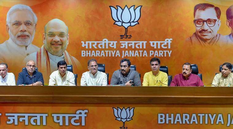 Here's why the BJP dumped the PDP, and it has nothing to do with terror