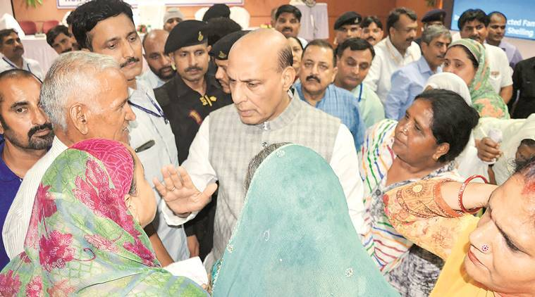 Email threat to PM: Maoists are fighting lost battle, end near, says Rajnath Singh