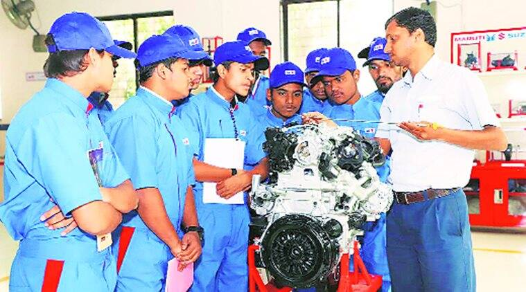 Pune: Maruti, Samsung labs at ITI to impart hands-on training to students