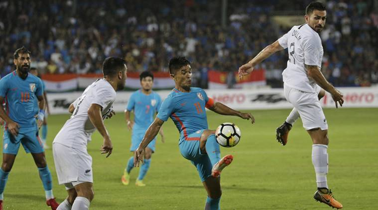 Unfair to compare me with 'world stars' Lionel Messi, Cristiano Ronaldo, says SunilChhetri