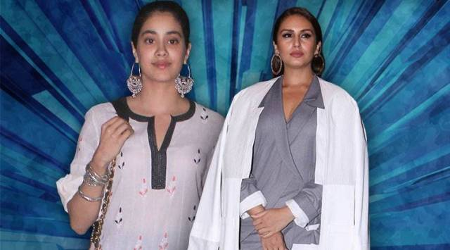 Bollywood Fashion Watch for July 3: Janhvi Kapoor wins brownie points for her stunning sartorial choices; so does HumaQureshi