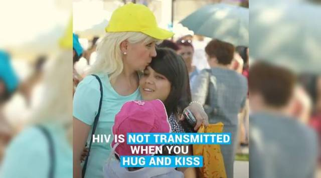 16-year-old HIV positive girl requesting hugs from strangers leaves Twitterati emotional