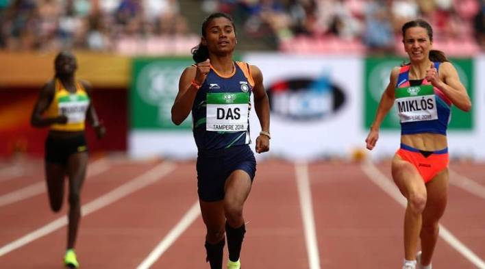Top News: Hima Das wows India, Justice Gogoi on the judiciary, and BJPs unending campaign