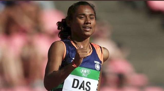 From Assams rice fields, 18-year-old Hima Das gives India its first world gold medal on track