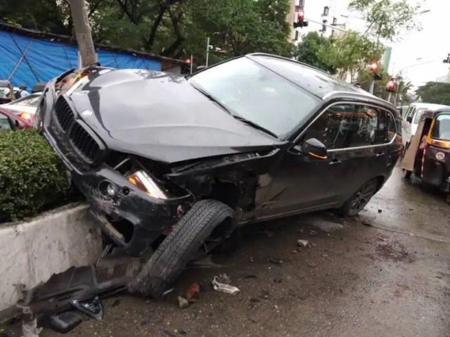 Siddharth Shukla car accident