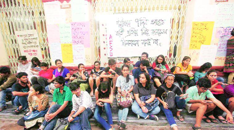 Jadavpur University gherao on, unions call for strike today