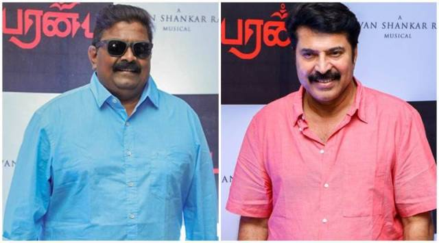 Had I been a girl, Id have raped Mammootty: Mysskins comments at Peranbu audio launch drawsflak