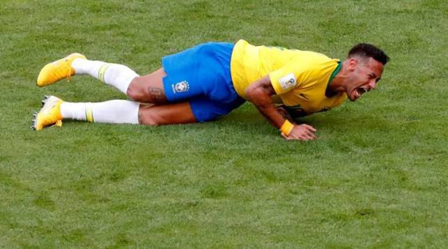 Image result for neymar dive